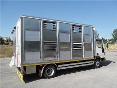 Allestimenti trasporto animali vivi for Vendita lucci vivi
